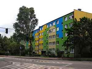 Es existieren verschiedene Arten von Wohngemeinschaften.