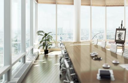 Architektur am Arbeitsplatz