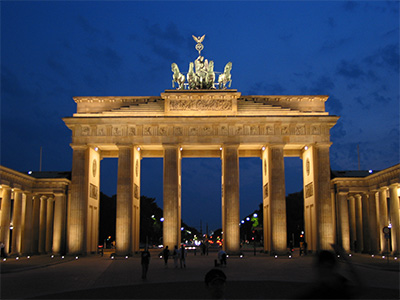 Die 10 eindrucksvollsten Bauwerke in Berlin