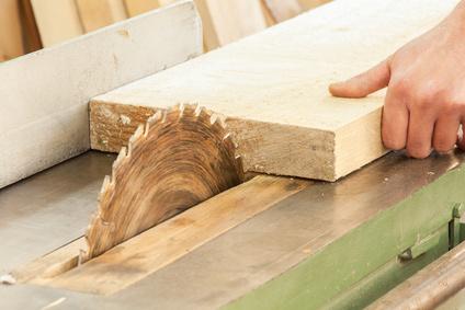 Holz als Werkstoff